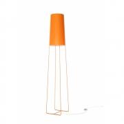 frauMaier - SlimSophie Stehleuchte Orange | mit Handdimmer