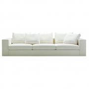 Zanotta - Beta Sofa 3-Sitzer