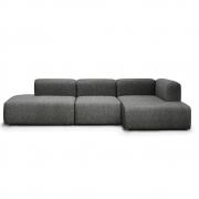 Bruunmunch - Pump 3 Sitzer Sofa / Chaiselounge