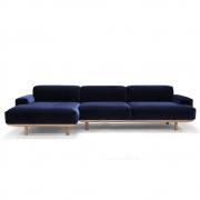 Bruunmunch - Reason 2 Sitzer Sofa/Chaiselounge
