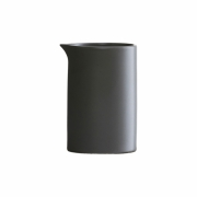 House Doctor - Pot Milk Jar Dark Grey