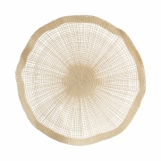 House Doctor - Spokes Placemats (Set of 2) Natural