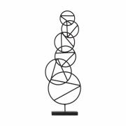 House Doctor - Rings Skulptur