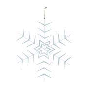 House Doctor - Crystal Ornament (2er Set)
