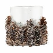 House Doctor - Piney Kerzenständer für Teelicht (4 Stk.)