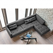 Case Furniture - Metropolis Sofa 3-Sitzer Eckteil
