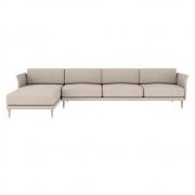 Case Furniture - Theo Sofa 3-Sitzer Eckteil