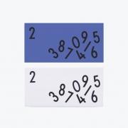 Design Letters - Radiergummi (2er Set)