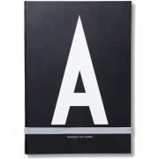 Design Letters - AJ Personal Notizbuch A - Z