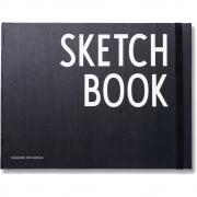 Design Letters - AJ Sketchbook Zeichenbuch