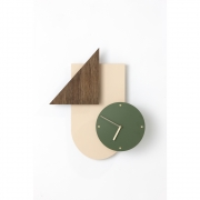 Ferm Living - Wall Wonder Wanduhr