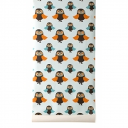 Ferm Living - Owls Tapete