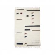 Ferm Living - Colour Triangles Teppich