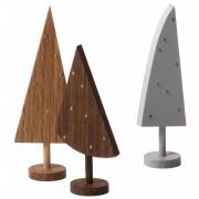 Ferm Living - Winterland Wald (3er Set)