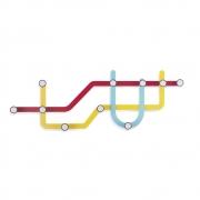 Umbra - Subway Multi Garderobe