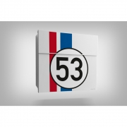 Radius - Letterman Racing Briefkasten