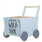 Bloomingville - Push Wagon Schiebewagen