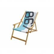 727 Sailbags - Liegestuhl mit Armlehnen