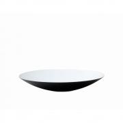 Normann Copenhagen - Krenit Schale weiß 16 cm flach