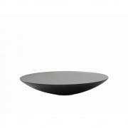 Normann Copenhagen - Krenit Schale grau 16 cm flach