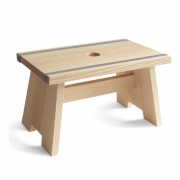 side by side - Fußschemel Little Stool