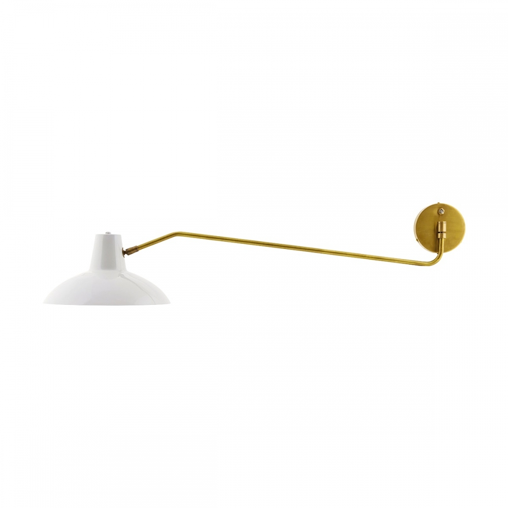 Wall Lamp For Desk : House Doctor - Desk Wall Lamp nunido.