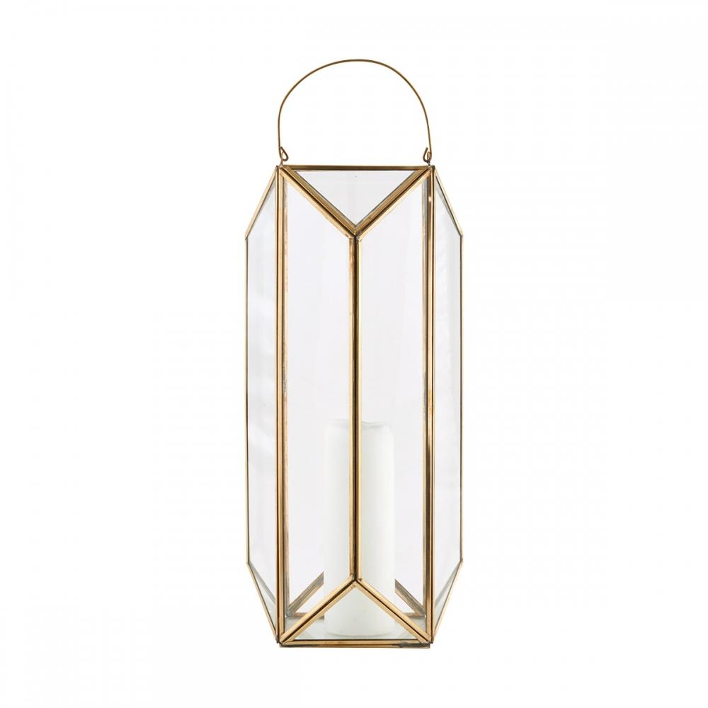 house doctor tall cubix laterne nunido. Black Bedroom Furniture Sets. Home Design Ideas