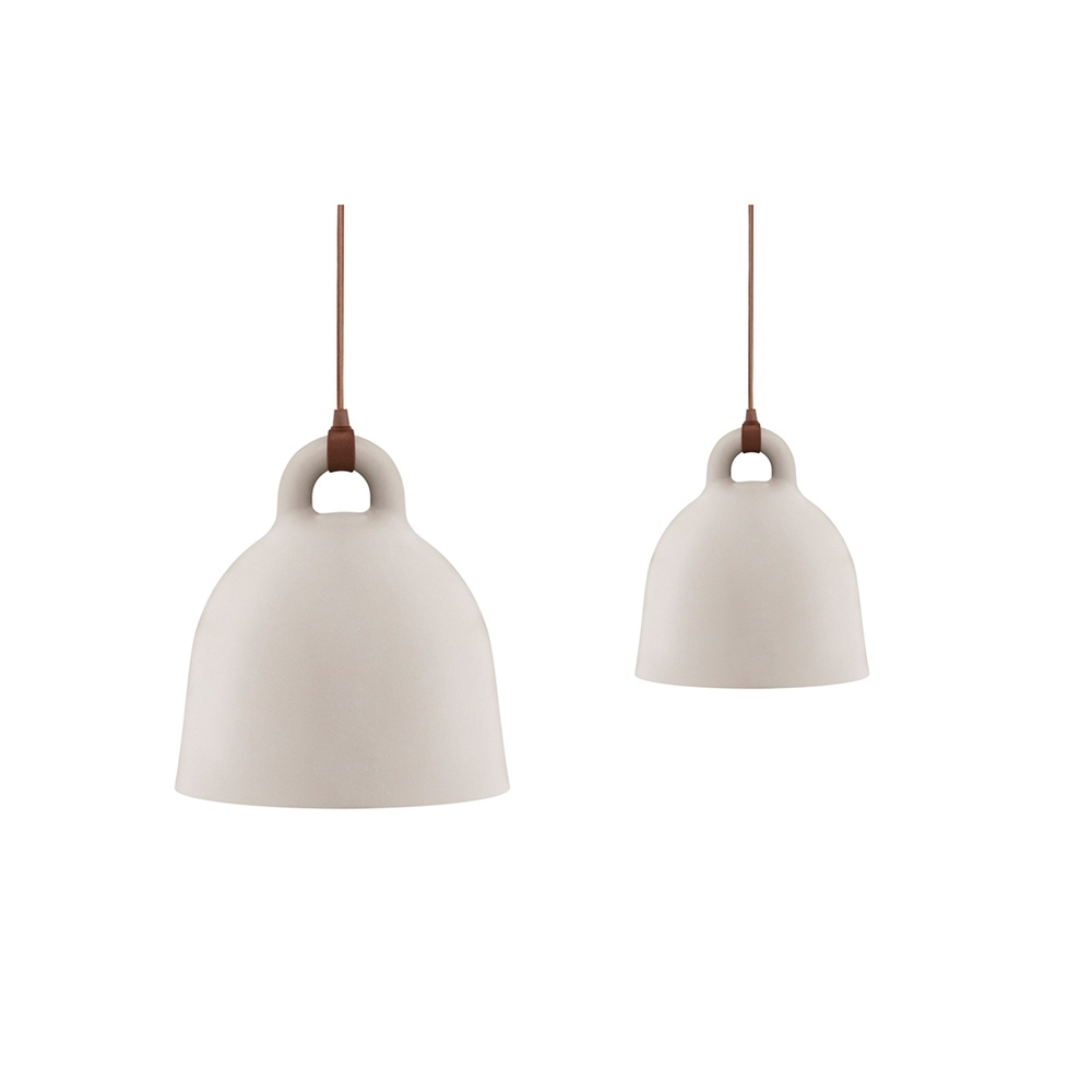 normann copenhagen bell lampe nunido. Black Bedroom Furniture Sets. Home Design Ideas