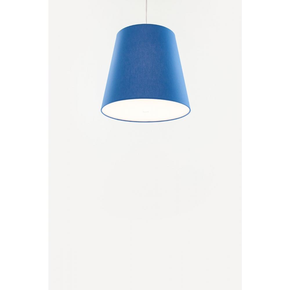 fraumaier single small cluster pendelleuchte blau nunido. Black Bedroom Furniture Sets. Home Design Ideas
