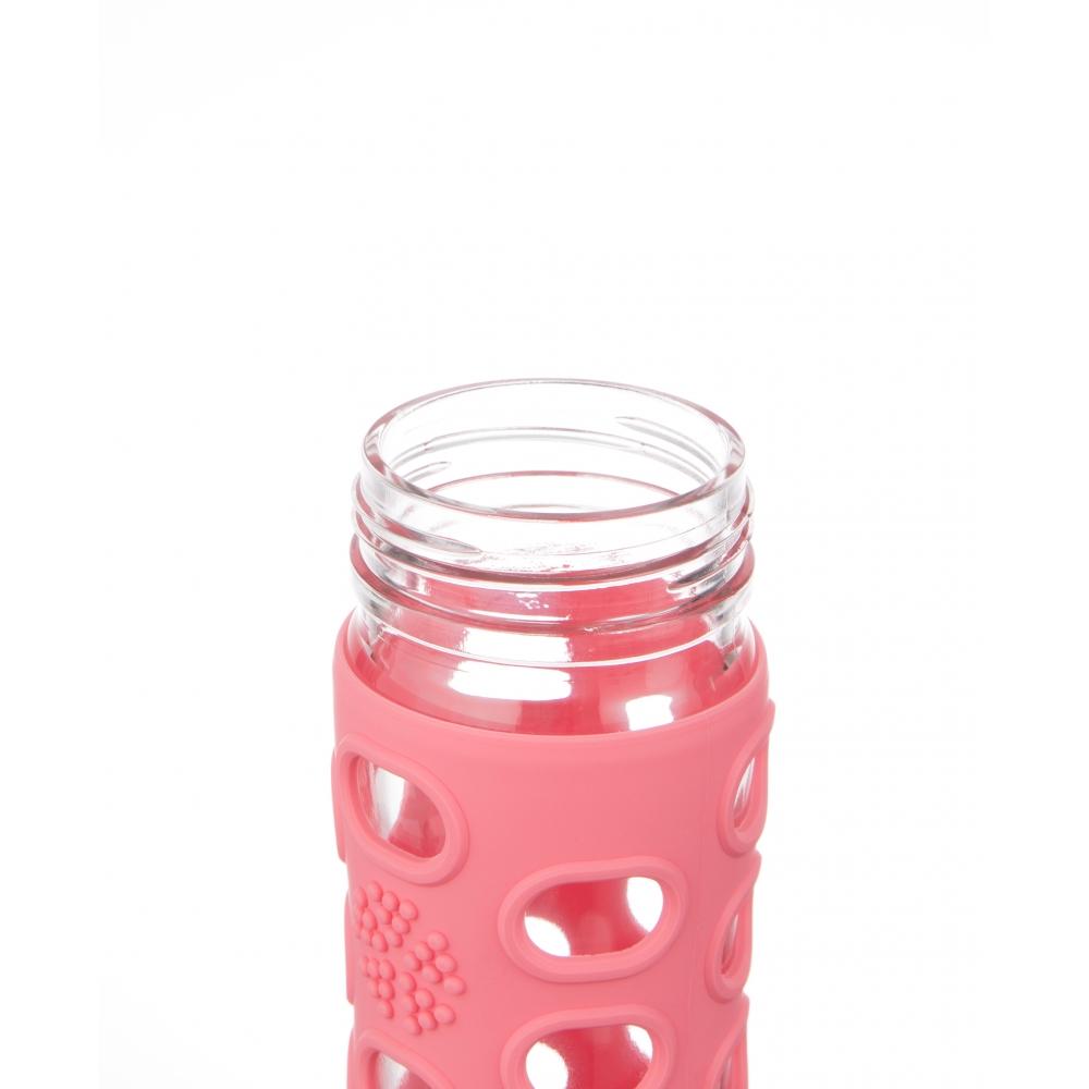 lifefactory straw cap glas trinkflasche nunido. Black Bedroom Furniture Sets. Home Design Ideas