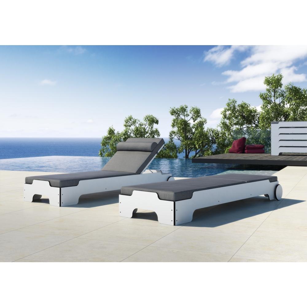 solara sunlounger rolf heide nunido. Black Bedroom Furniture Sets. Home Design Ideas