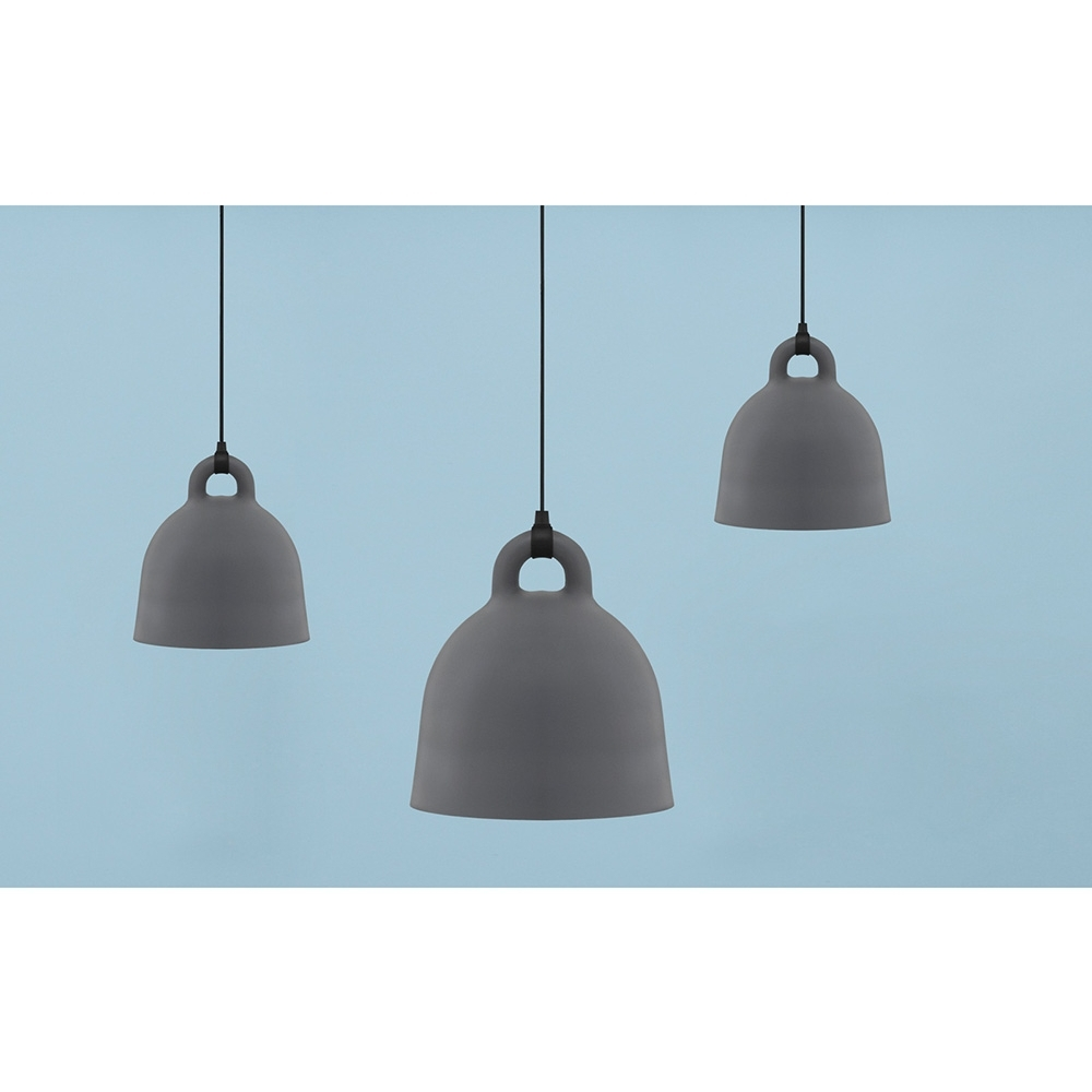 Normann Copenhagen Bell Lampe nunido