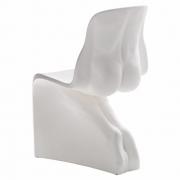 Casamania - Chair Him   White   Frosted