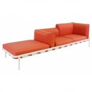 Emu - Dock Modulsofa 3-Sitzer