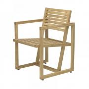 Jan Kurtz Möbel - Timber Armlehnensessel
