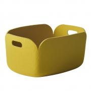 Muuto - Restore Aufbewahrungskorb Gelb