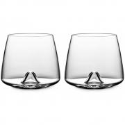 Normann Copenhagen - Whisky Glas - 2 Stück