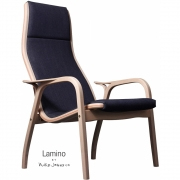 Swedese - Lamino by Nudie Sessel