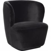 Gubi - Stay Sessel mit Drehgestell