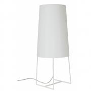 frauMaier - MiniSophie Tischleuchte Weiß   mit Handdimmer