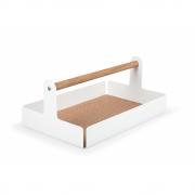 Konstantin Slawinski - Desktop-Box Schreibtischbox Weiß