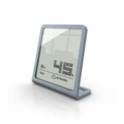 Stadler Form - Selina Hygrometer Silbergrau