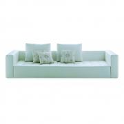 Zanotta - Kilt Sofa 3-Sitzer