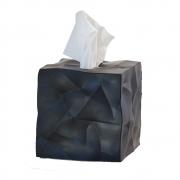 essey - Wipy Cube Tuchbox Schwarz