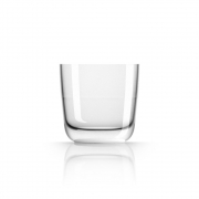 Palm Products - Whiskyglas 285ml (4er Set) Weiß