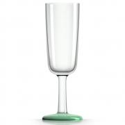 Palm Products - Sektglas 180ml (4er Set) Grün