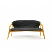 Ethimo - Knit 2-Sitzer Sofa