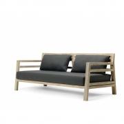 Ethimo - Costes 3-Sitzer Sofa