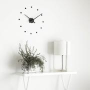 Nomon - OJ mini Wall Clock Red
