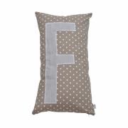 Oliver Furniture - Buchstabenkissen F-Kissen